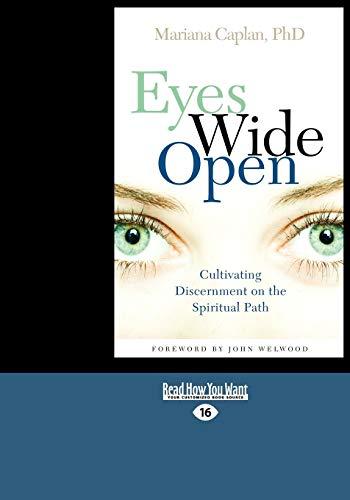 9781458785565: Eyes Wide Open (Large Print 16pt)