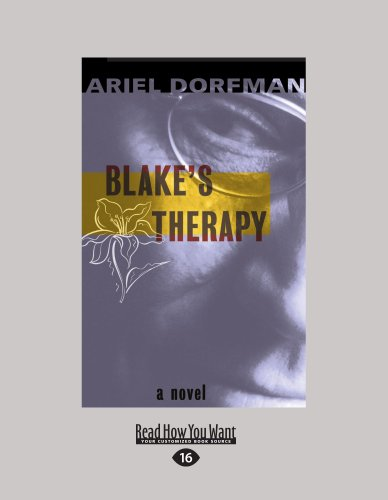 9781458787514: Blake's Therapy