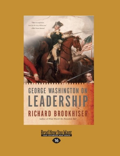 9781458790392: George Washington on Leadership