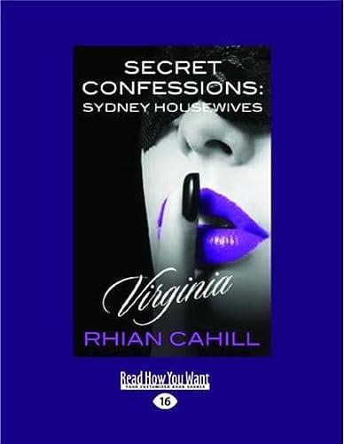 9781458793157: Secret Confessions: Sydney Housewives - Virginia