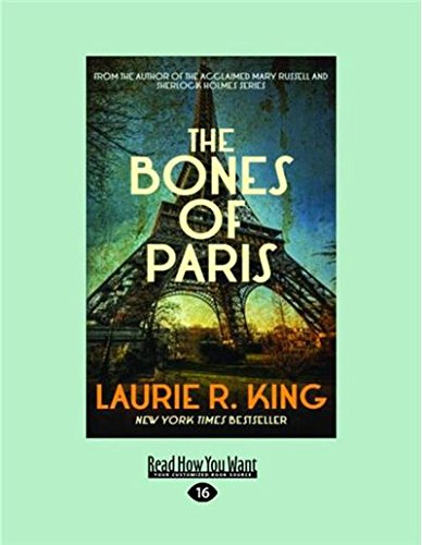 9781458794437: The Bones of Paris