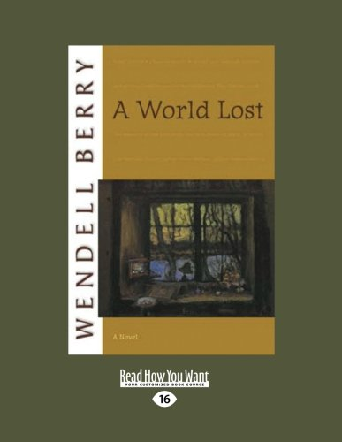 9781458796080: A World Lost: A Novel