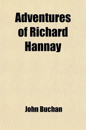 9781458803122: Adventures of Richard Hannay