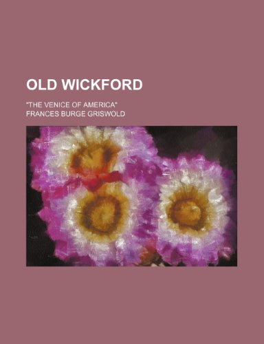 9781458836175: Old Wickford;