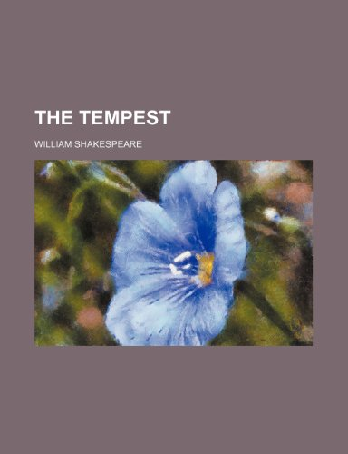 9781458906946: The tempest