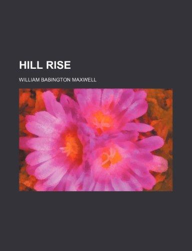 9781458954909: Hill Rise