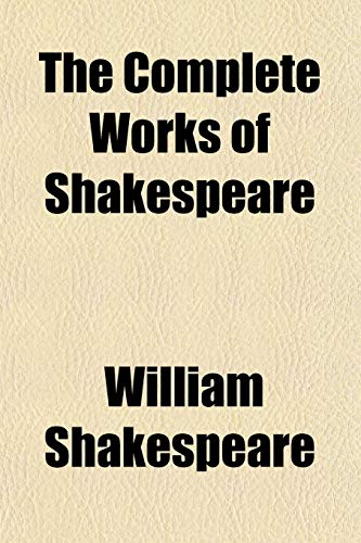 9781458978677: The Complete Works of Shakespeare