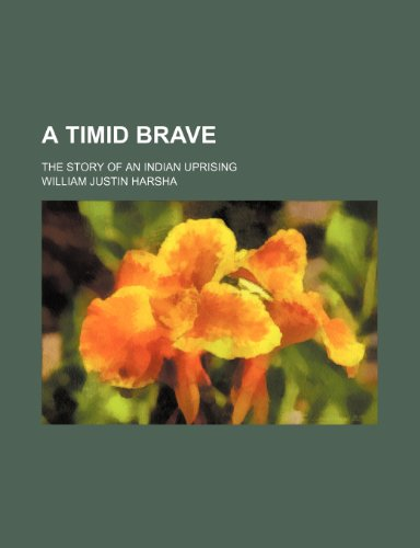 9781459017351: A Timid Brave; The Story of an Indian Uprising