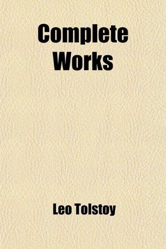 9781459063570: Complete Works (Volume 1)