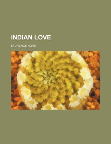 9781459088122: Indian Love