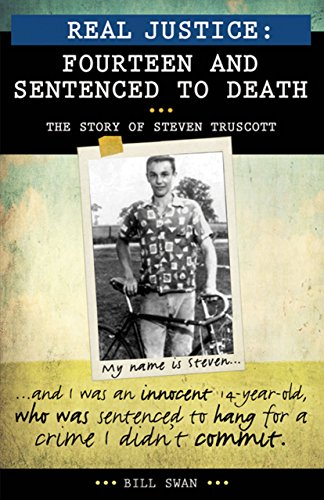 9781459400740: Real Justice: Fourteen and Sentenced to Death: The Story of Steven Truscott (Real Justice (Lorimer))