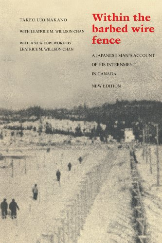 9781459402607: Within the Barbed Wire Fence: A Japanese Man's Account of his Internment in Canada
