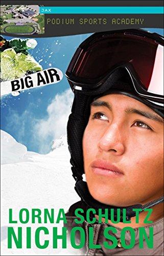 Big Air (Lorimer Podium Sports Academy): Lorna Schultz Nicholson