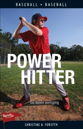 9781459405905: Power Hitter (Lorimer Sports Stories)