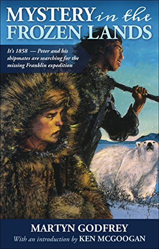 9781459408425: Mystery in the Frozen Lands