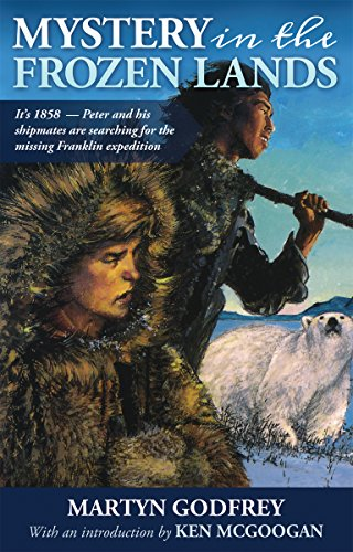 9781459408432: Mystery in the Frozen Lands