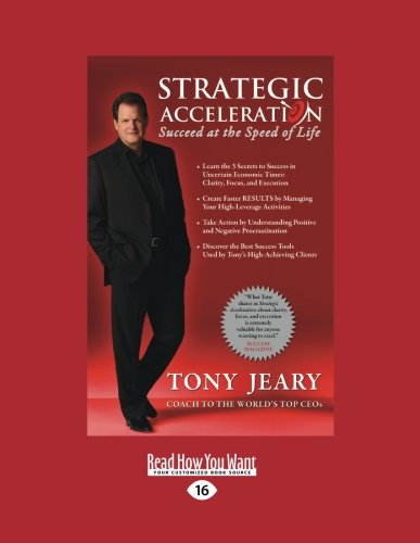 9781459600058: Strategic Acceleration: Succeed at the Speed of Life