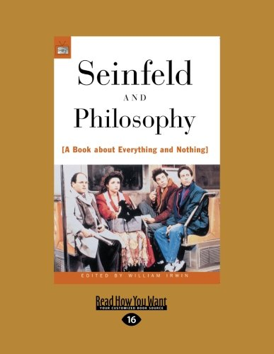 9781459601161: Seinfeld and Philosophy