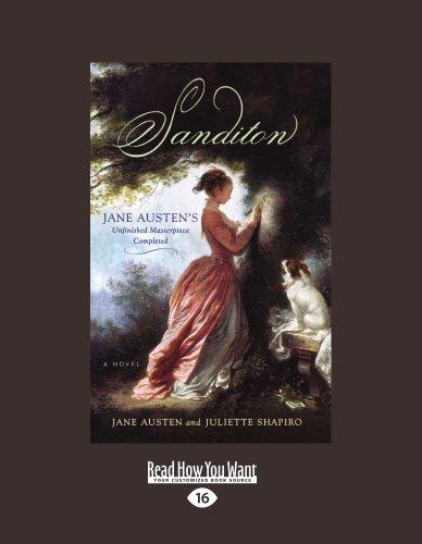 9781459601611: Sanditon: Jane Austens Unfinished Masterpiece Completed
