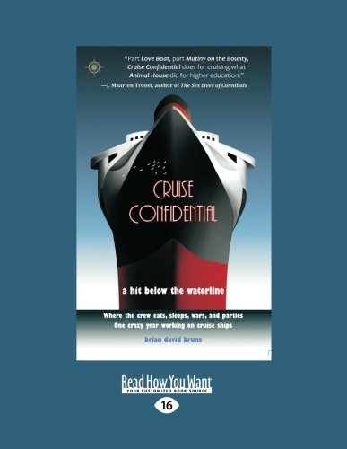 9781459603295: Cruise Confidential A Hit Below the Waterline