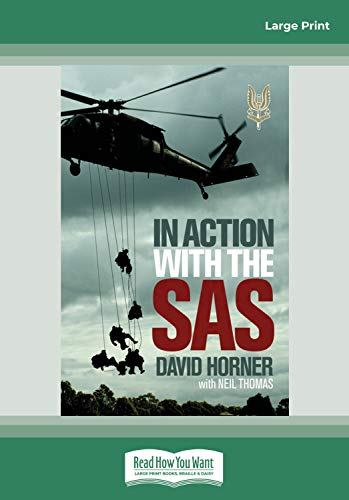 9781459603653: In Action with the SAS: Updated Edition of SAS: Phantoms of the Jungle