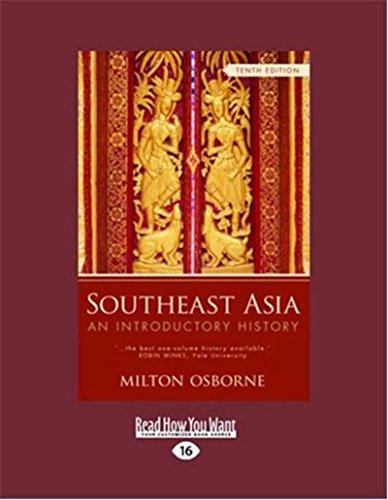 Southeast Asia 10th Ed: Osborne, Milton