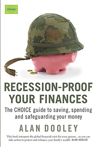 9781459604476: Recession Proof Your Finances
