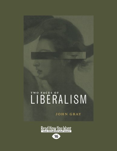 9781459604674: Two Faces of Liberalism