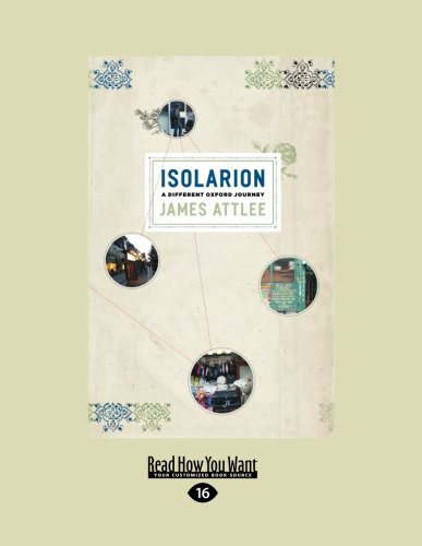 9781459605695: Isolarion: A Different Oxford Journey