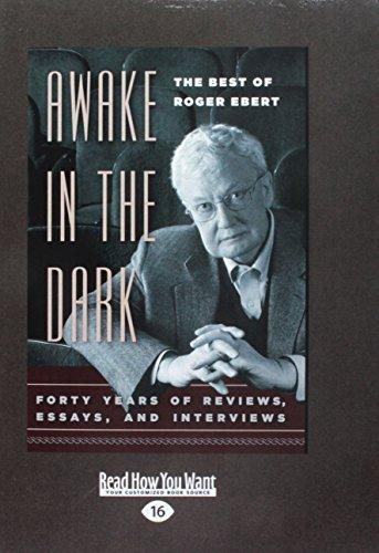 9781459605978: Awake in the Dark: The Best of Roger Ebert (Large Print 16pt)