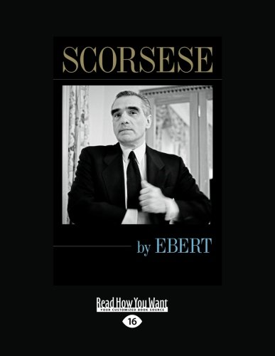 9781459605985: Scorsese by Ebert