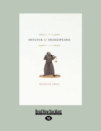 9781459606210: Shylock Is Shakespeare