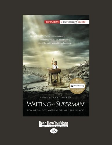 9781459606296: Waiting for ''SUPERMAN'': How We Can Save America's Failing Public Schools (Participant Guide Media)