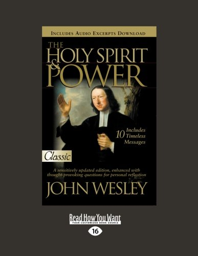 9781459606401: Holy Spirit and Power
