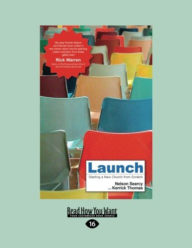 9781459606579: Launch: Starting a New Church from Scratch