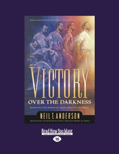 9781459606609: Victory Over the Darkness (Large Print 16pt)