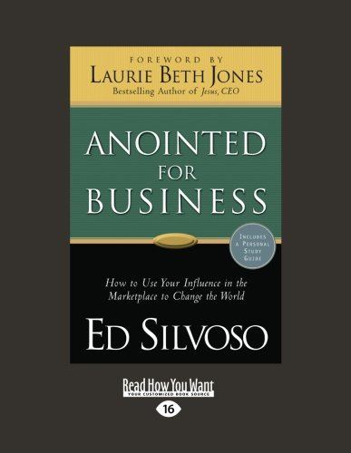 9781459606630: Anointed for Business (Large Print 16pt)