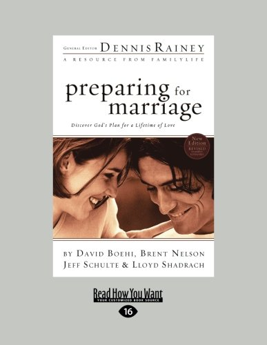 9781459607057: Preparing for Marriage: Discover Gods Plan for a Lifetime of Love0