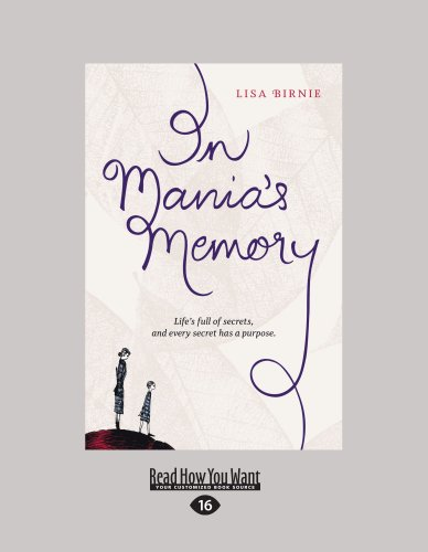 9781459607453: In Mania's Memory