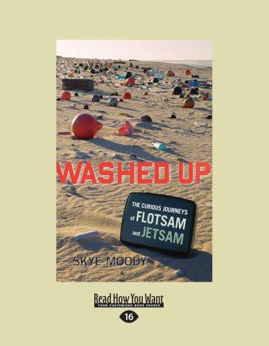 9781459607880: Washed Up: The Curious Journeys of Flotsam & Jetsam