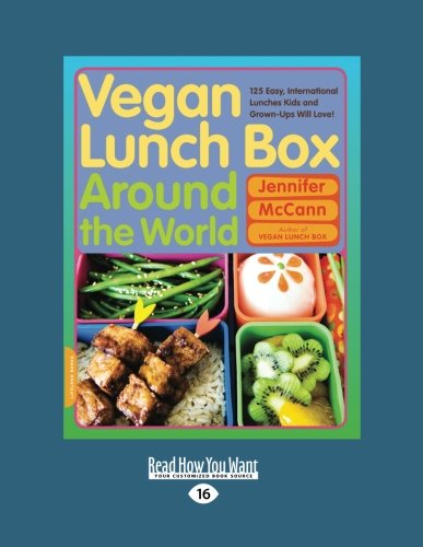 9781459609174: Vegan Lunch Box Around the World (Large Print 16pt)