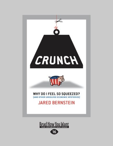 9781459609204: Crunch: Why do I Feel So Squeezed?