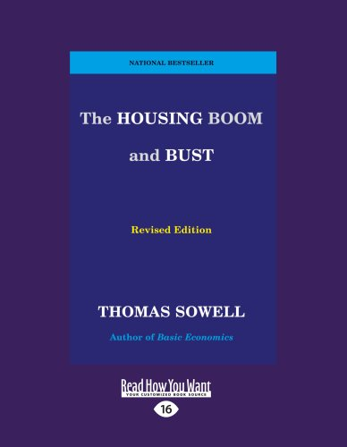 9781459609310: The Housing Boom and Bust: Revised Edition (Large Print 16pt)