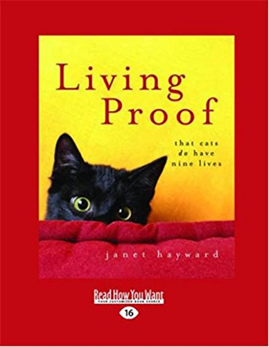 9781459609914: Living Proof: That Cats Do Have Nine Lives