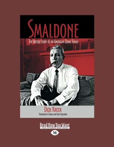 9781459611078: Smaldone: The Untold Story of an American Crime Family