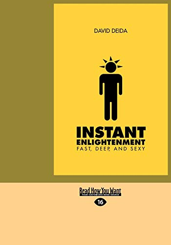 9781459611481: Instant Enlightenment: Fast, Deep And Sexy