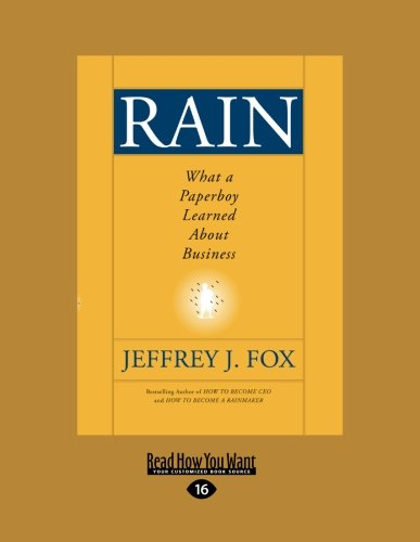 9781459611672: Rain