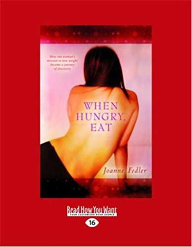 9781459613058: When Hungry, Eat (1 Volume Set)