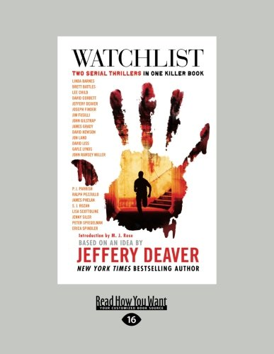 9781459613621: Watchlist: A Serial Thriller