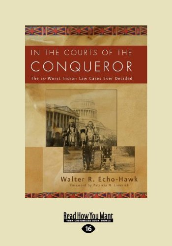 9781459613720: In the Courts of the Conqueror (Large Print 16pt), Volume 2